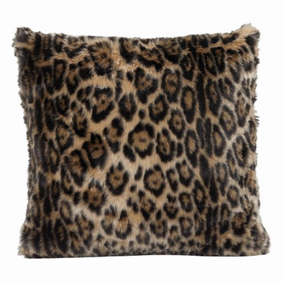 Подушка Leopard Full Fur